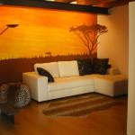 Paesaggio savana