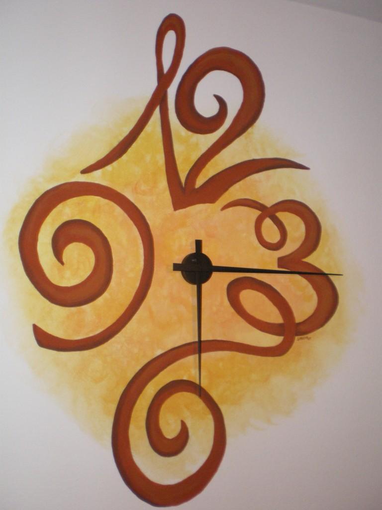 Orologi dipinti