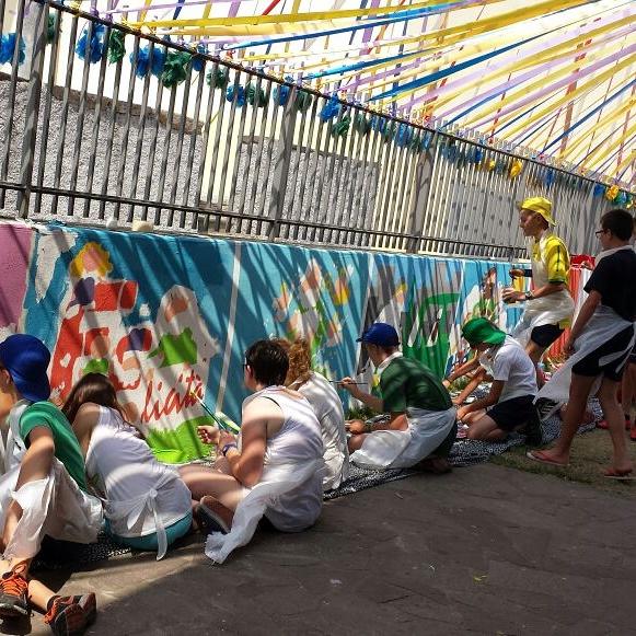 Murales CRE estate 2015