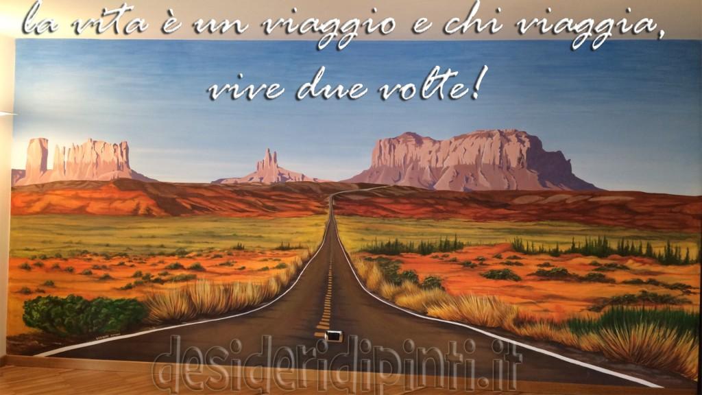 Soggiorno Route 66